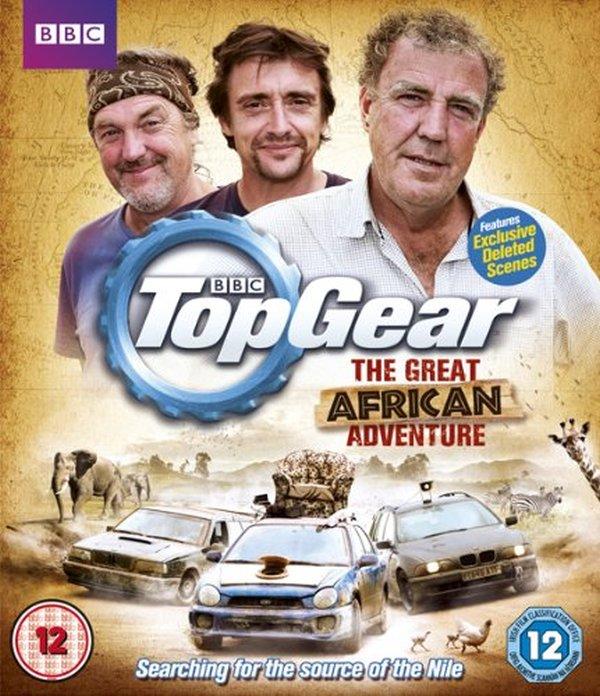Top Gear The Great African Adventure - ΠΩΣ ΤΟ ΚΑΤΕΒΑΖΟΥΝ ΟΙ ΠΑΡΑΝΟΜΟΙ