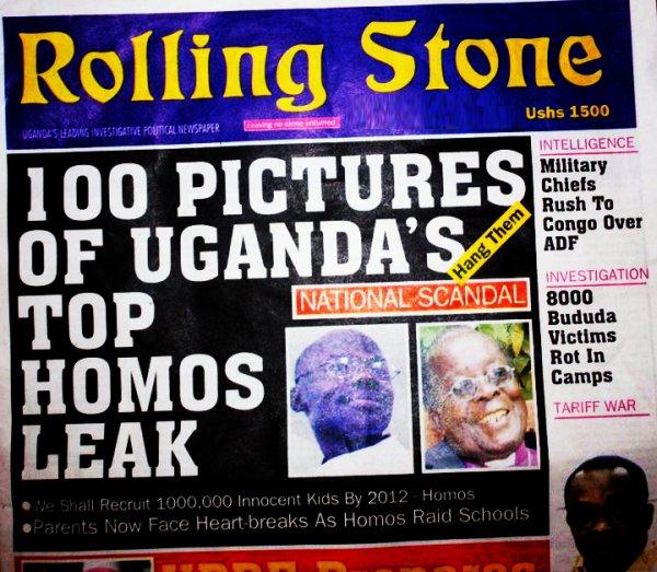 ΘΑΝΑΤΟΣ ΣΤΟΥΣ ΠΟΥΣΤ***ΔΕΣ λέει ο νόμος στην Ουγκάντα