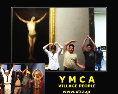 YMCA ΣΤΗΝ ΠΙΝΑΚΟΘΗΚΗ
