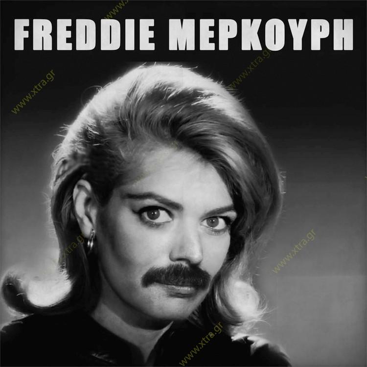 FREDDIE ΜΕΡΚΟΥΡΗ