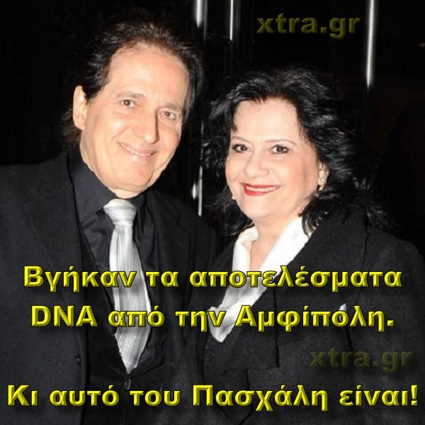 ΒΓΗΚΕ ΤΟ ΤΕΣΤ DNA ΑΠΟ ΤΗΝ ΑΜΦΙΠΟΛΗ....