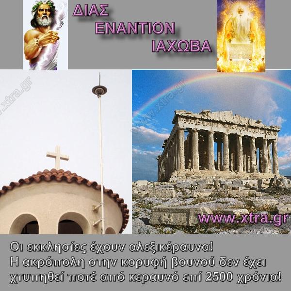 ΔΙΑΣ ΕΝΑΝΤΙΟΝ ΙΑΧΩΒΑ (ΧΡΙΣΤΟΣ ΚΑΙ ΑΓΙΟ ΠΝΕΥΜΑ)