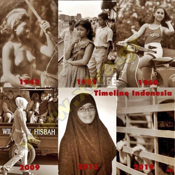 Η ΘΕΣΗ ΤΗΣ ΓΥΝΑΙΚΑΣ ΣΤΗΝ ΙΝΔΟΝΗΣΙΑ 1943-2013