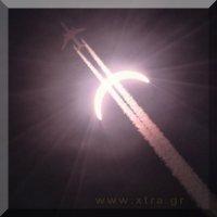 CHEMTRAILS ΣΤΗΝ ΕΚΛΕΙΨΗ ΤΟΥ ΗΛΙΟΥ ΑΠΟΔΕΙΚΝΥΕΙ ΤΟ ΚΟΛΠΟ ΤΗΣ NASA ΤΟΥΣ ΕΒΑΛΑΝ ΝΑ ΤΟ ΔΟΥΝ ΓΙΑ ΝΑ ΤΟΥΣ ΨΕΚΑΣΟΥΝ!!!